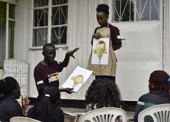 Youth and Adolescents – Reproductive Health Uganda